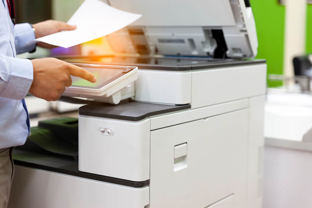 All-In-One Fast Printers and Copiers